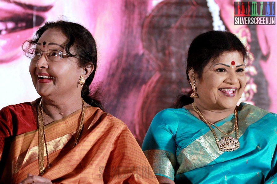 Aayirathil Oruvan (1965) Audio Launch with P.Susheela, LR Eswari and R Sarathkumar