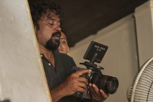 Santosh-Sivan-Inam-Working-Still