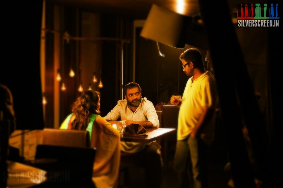 Andhra Mess starring AP Shreethar & others; directed by Jai