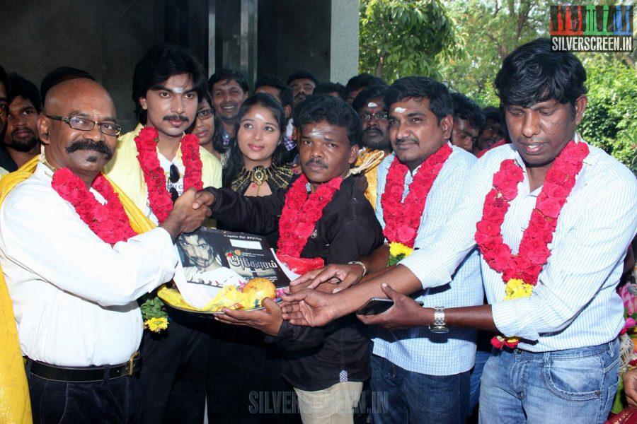 Agoram Movie Launch