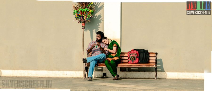 Cuckoo, starring Attakathi Dinesh and Malavika Nair