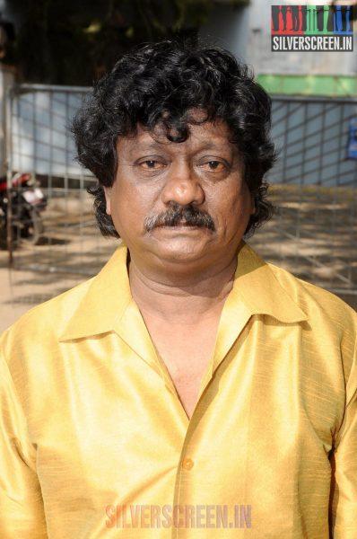 Eruma Movie Launch with Anu Krishna, LK Anthony and Charuhasan