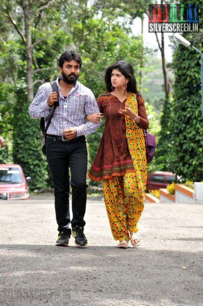 Marumunai Movie Stills starring Maruthi and Mridula Bhaskar