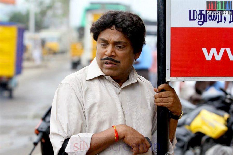 Athithi Movie Stills Starring Actor Thambi Ramaiah