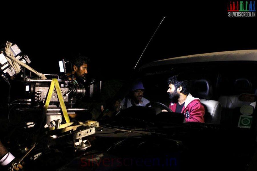 Athithi Movie Stills Starring Actor Nikesh Ram
