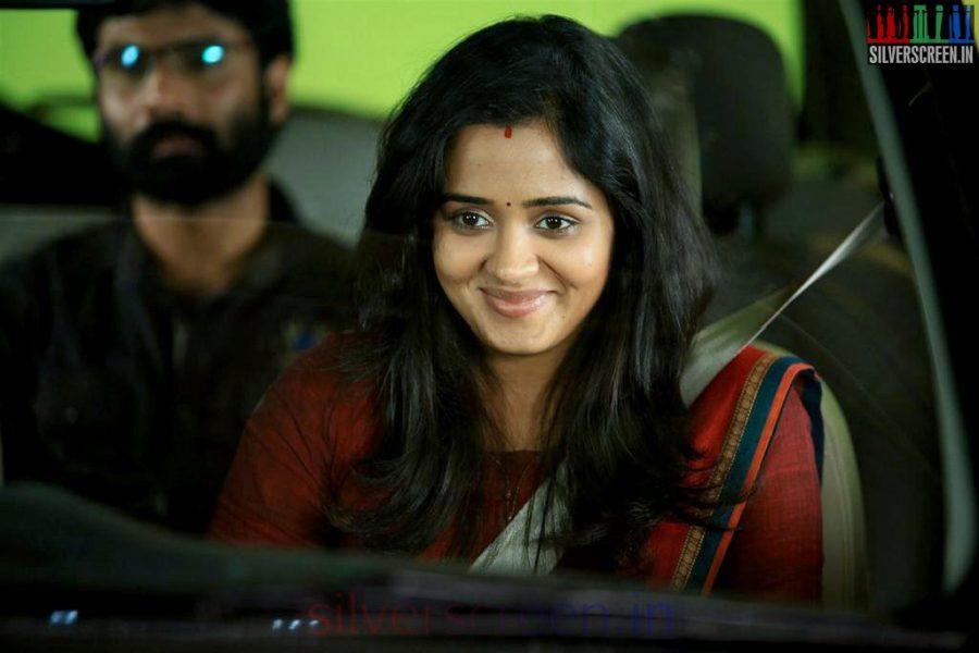 Athithi Movie Stills Starring Actress Ananya and Actor Nikesh Ram