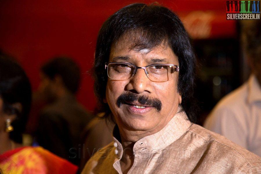 Chithra Lakhamanan at the Sathuranga Vettai Audio Launch