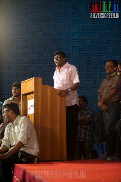 Tenaliraman Press Meet with Vadivelu and Meenakshi Dixit