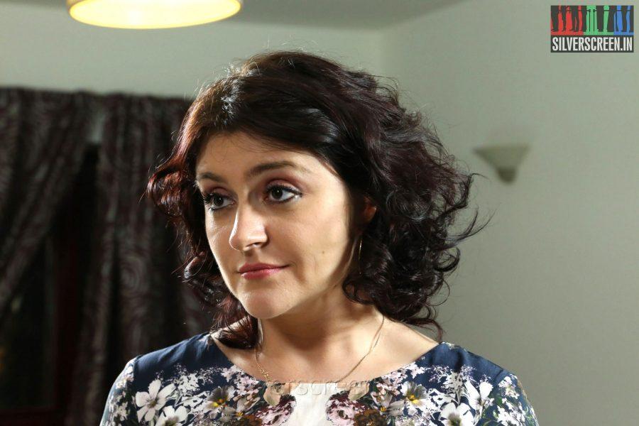 Actress Volga Kovelcheq in Thirunthuda Kadal Thiruda Movie Stills