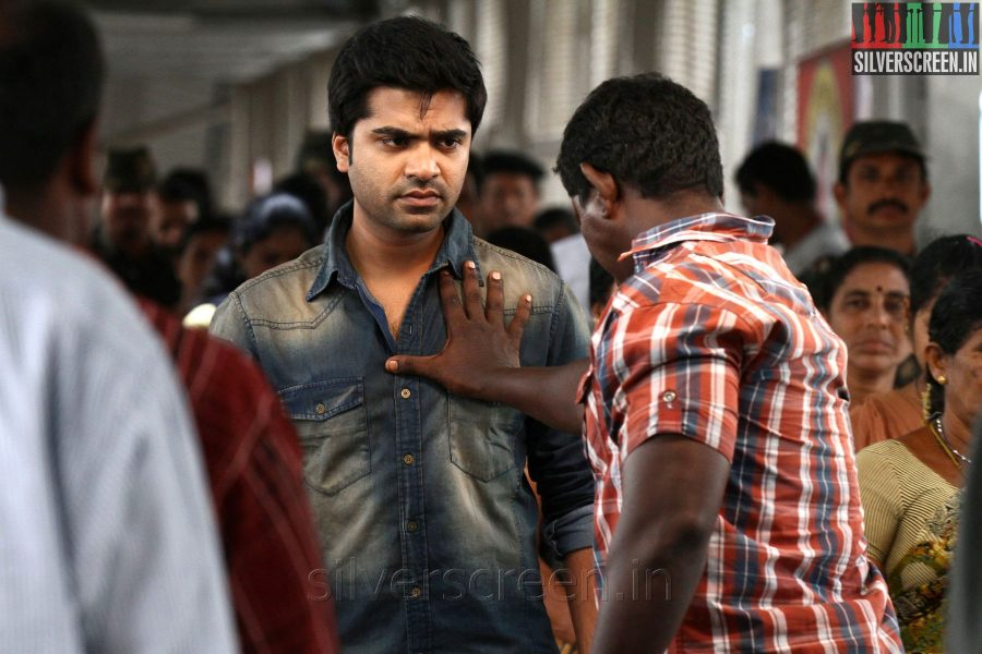 STR in Vaalu Movie Stills