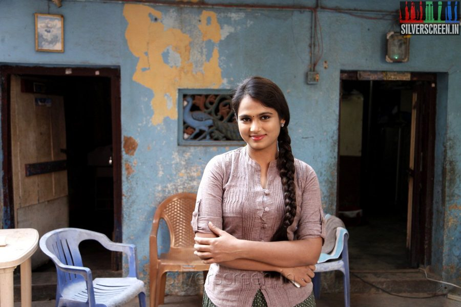 Actress Ramya Pandian in Dummy Tappasu Movies Stills