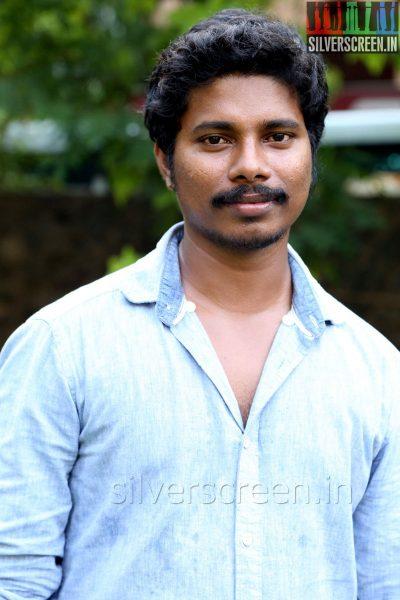 Director Rajeev at the Manam Mayanguthey Press Meet