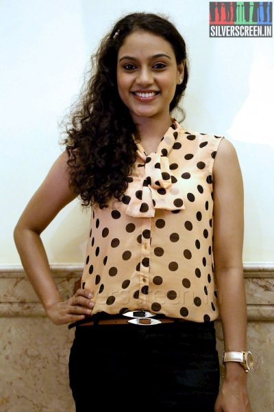 Actress Rupa Manjari at the Yaamirukka Bayamey Success Meet