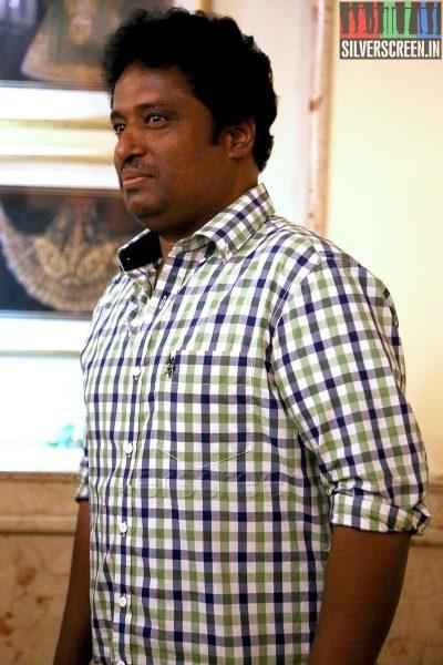 Producer Elred Kumar at the Yaan Press Meet