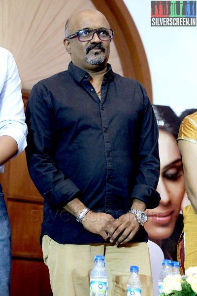 Director Ravi K Chandran at the Yaan Press Meet