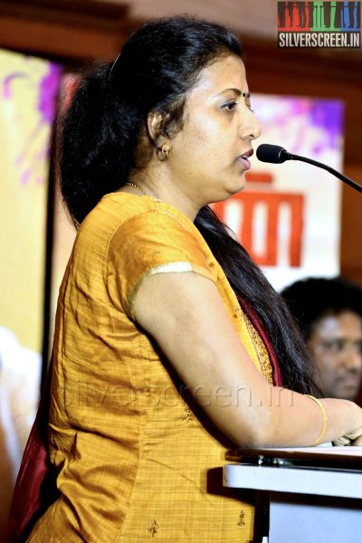 Lyricist Thamarai at the Yaan Press Meet
