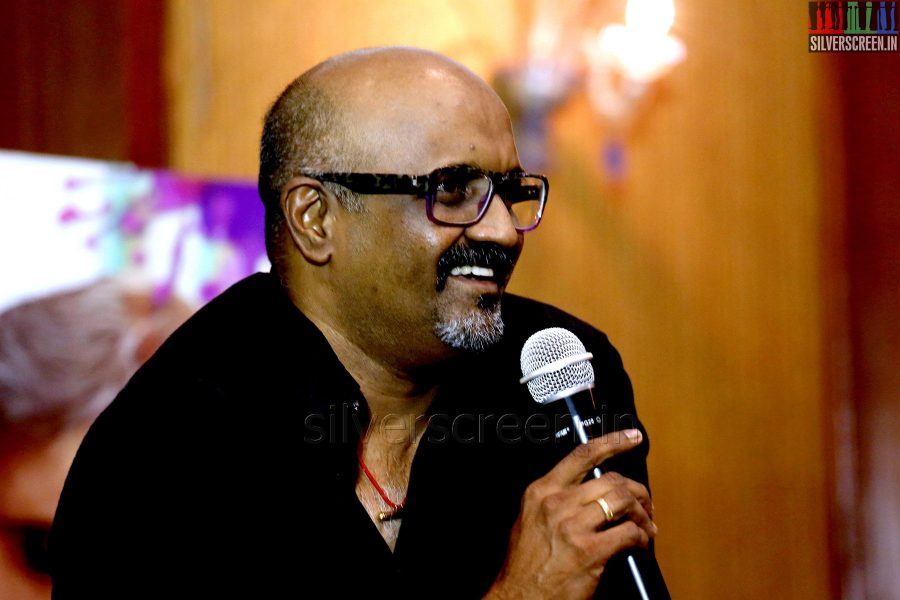 Director Ravi K Chandran at the Yaan Press Meet