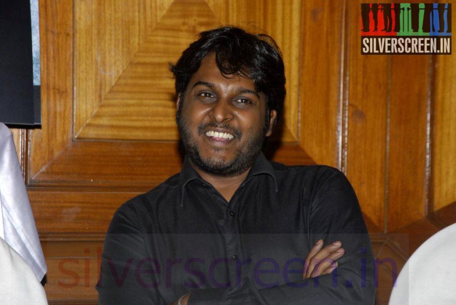 Producer V Vinoth Kumar at Sigandi (Or Sikandi) Press Meet