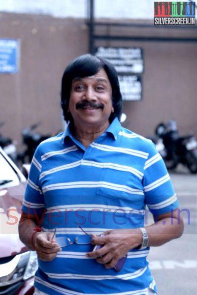 Actor Chithra Lakshmanan at Valeba Raja (Or Vaaliba Raja) Audio Launch