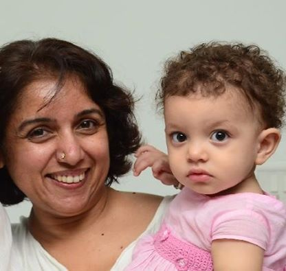 Revathi Is Now A Mother