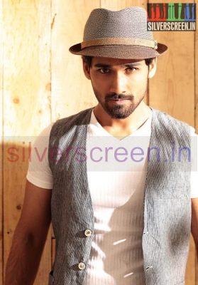 Actor Amitash Photoshoot (Or Stills)