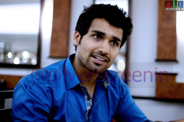 Actor Amitash Pradhan interviews with Silverscreen.in