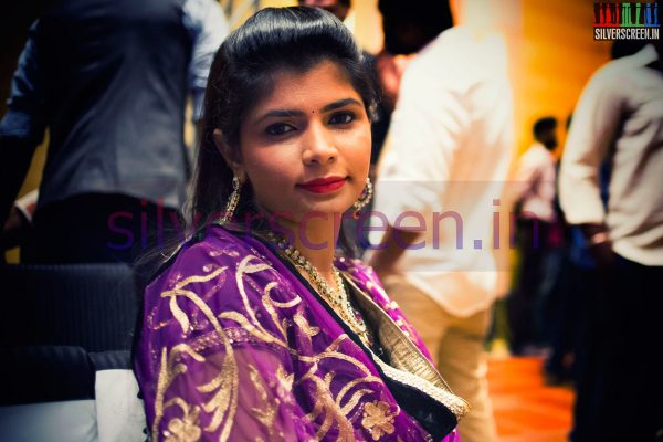 Singer Chinmayi Sripradha at CIFW 2014 Day 3 - Chennai International Fashion Week