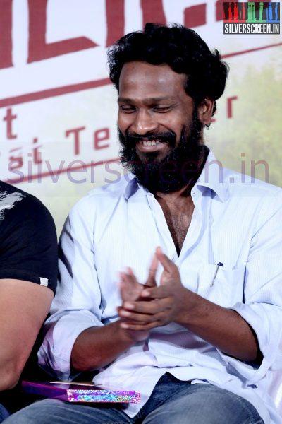 Director Vetrimaaran Nee Yellam Nalla Varuvada Press Meet