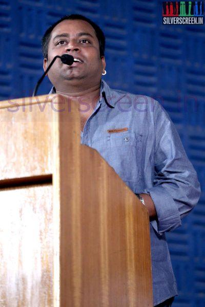 Nee Yellam Nalla Varuvada Press Meet