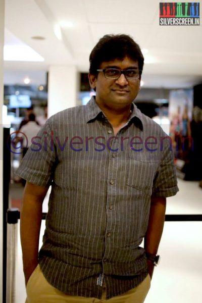 Ramanujan Movie Premiere