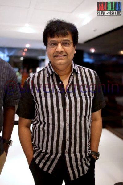 Actor Vivek at Ramanujan Movie Premiere