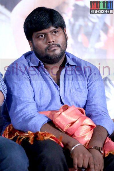 Actor Ashvin Raja (Or Kumki Ashvin) at Serndhu Polama Audio Launch Event