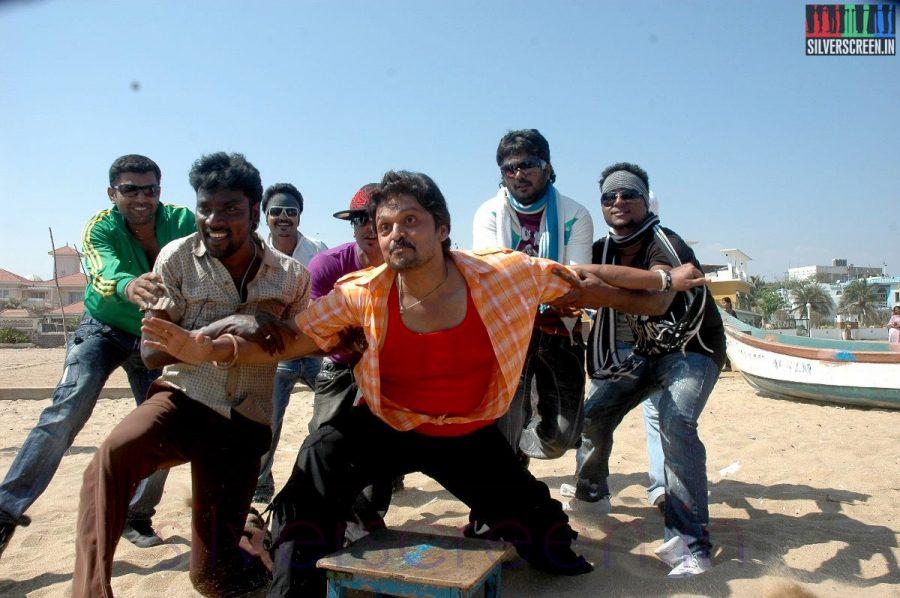 Actor Karan in Sooran Movie Stills