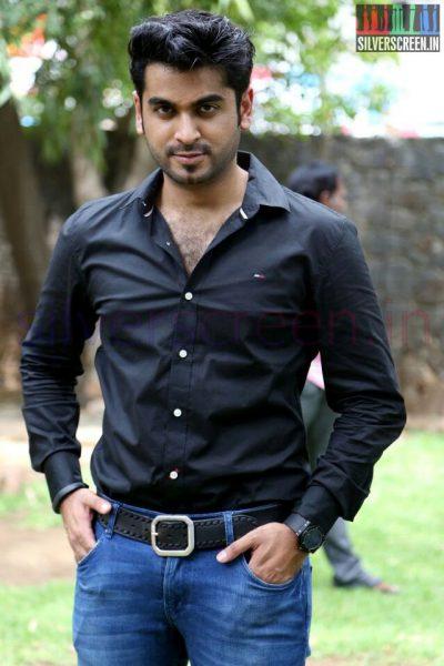 Actor Adil Ibrahim at Thirunthuda kadhal Thiruda Audio Launch Function