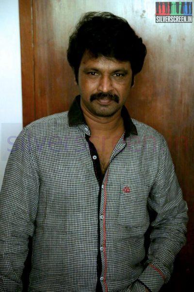 Director Cheran at Thirunthuda kadhal Thiruda Audio Launch Function