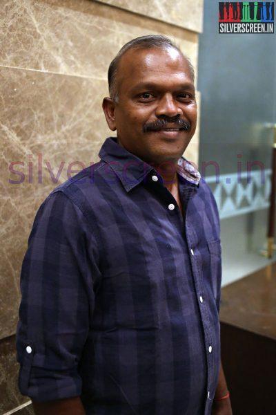 Director R Velraj at Vellayilla Patadhari (VIP) Audio Launch HQ Images
