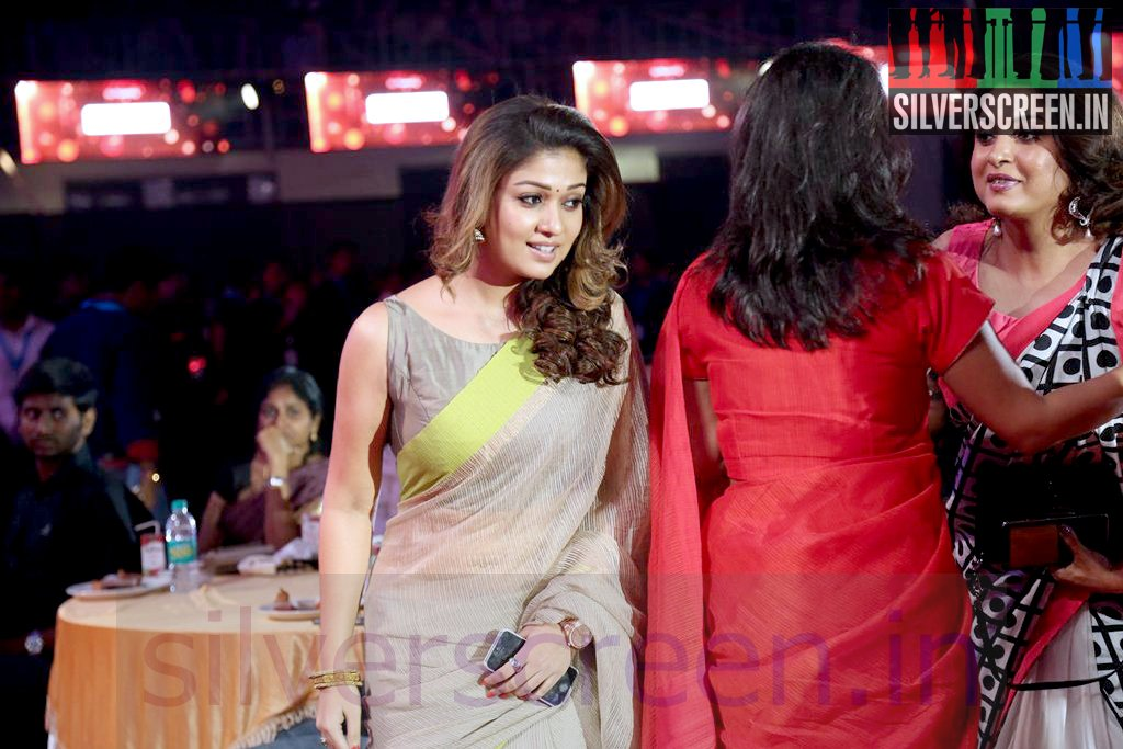 Vijay TV Annual Awards 2014 – Silverscreen in