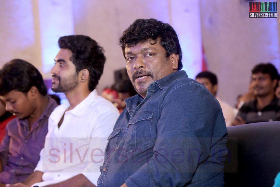 Actor R Parthiban in Anti-Piracy Event Stills