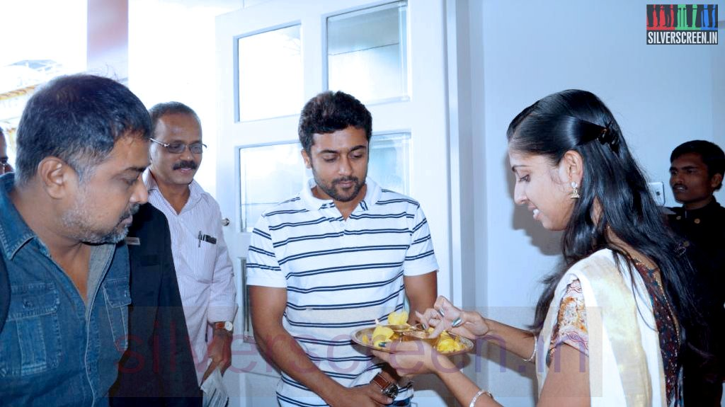 Whether Suriya Acting In Savitri Biopic Movie: Actor Suriya Promotes Anjaan In Kerala