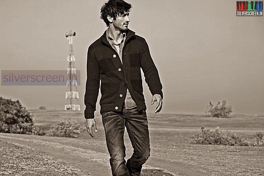 Actor Vidyut Jamwal Photoshoot