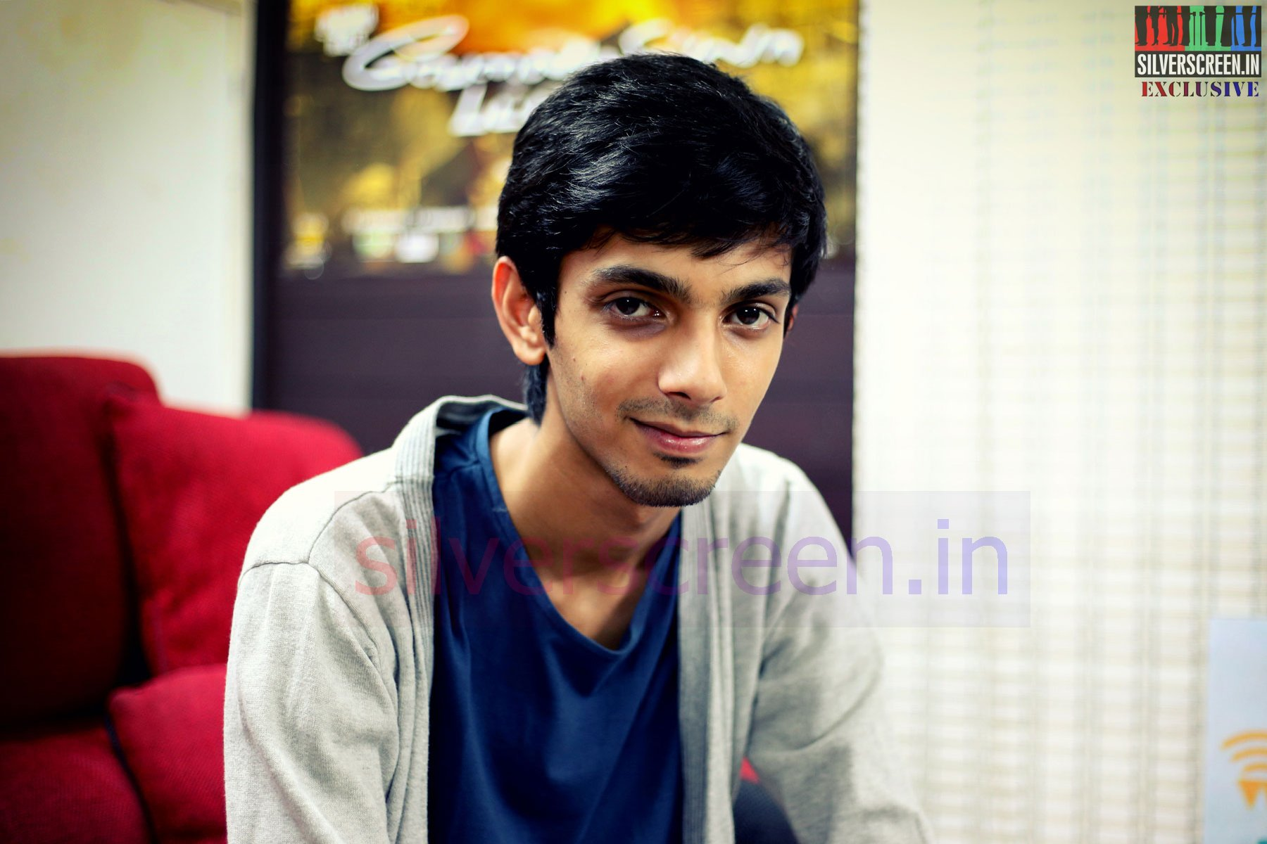 The Young Favourite Anirudh Ravichander Interview Silverscreenin