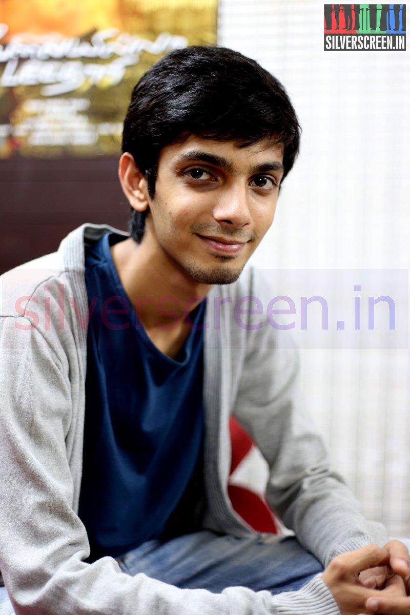 The Young Favourite Anirudh Ravichander Interview Silverscreenin