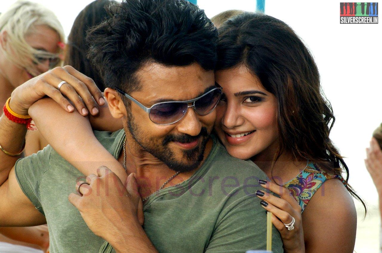 Anjaan Surya And Samantha Www Pixshark Com Images