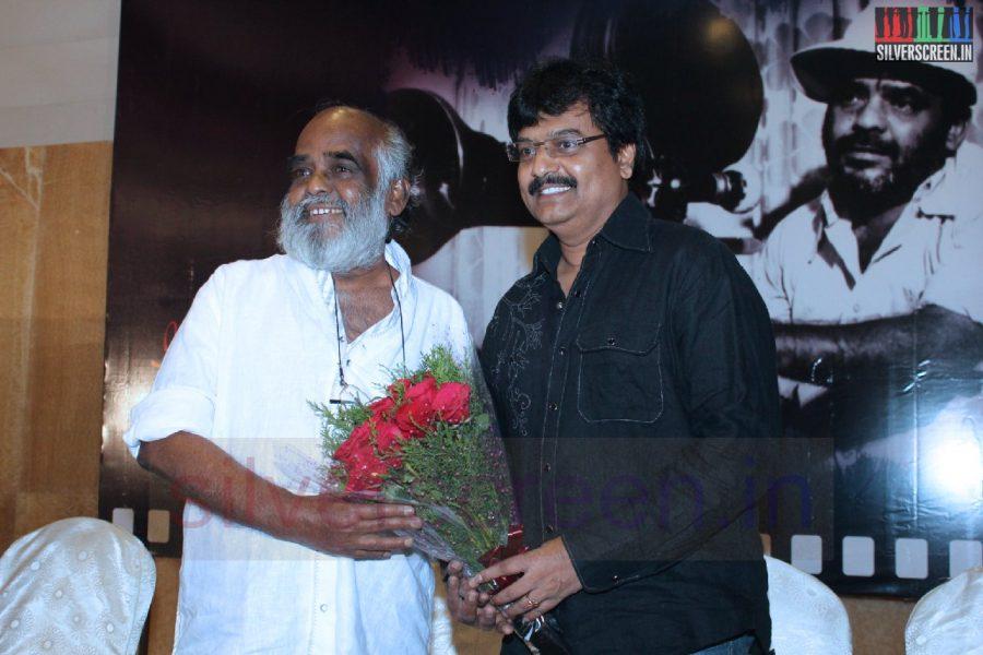 Actor Vivek in Director RC Sakthi Birthday Celebration Stills