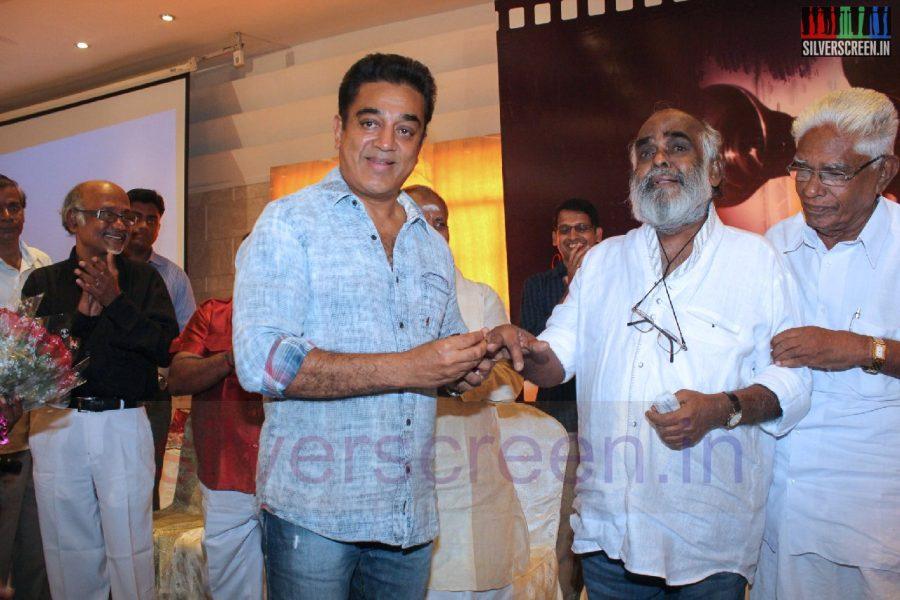 Actor Kamal Haasan in Director RC Sakthi Birthday Celebration Stills