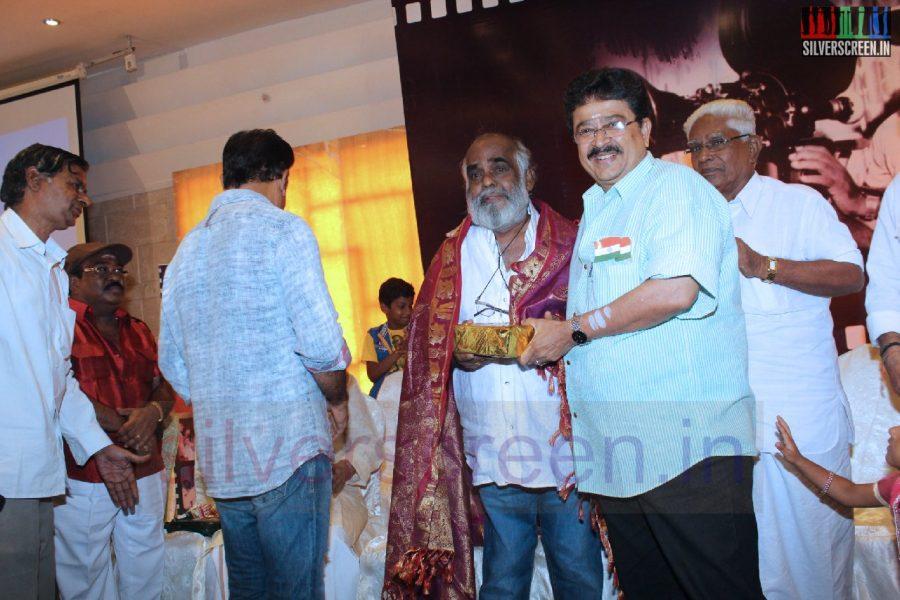 Actor S Ve Sekhar in Director RC Sakthi Birthday Celebration Stills