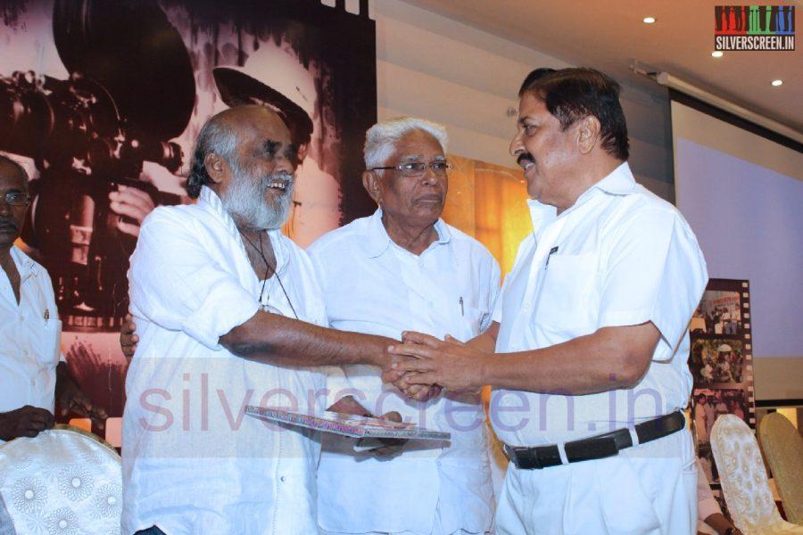 Actor Sivakumar in Director RC Sakthi Birthday Celebration Stills