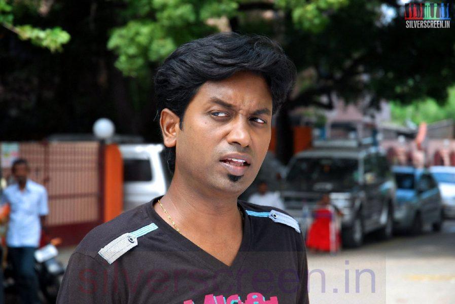 Actor Jegan in Iravum Pagalum Varum Movie Stills