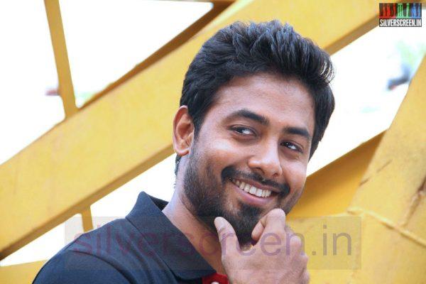 Actor Aari in Kadai Enn 6 Movie Stills