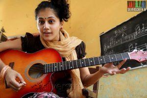Actress Taapse Pannu in Kathai Thiraikathai Vasanam Iyakkam Movie Stills